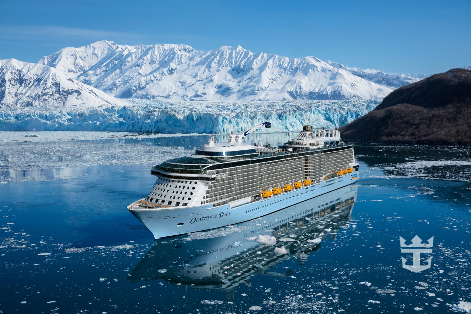 Ovation of the Seas Alaska